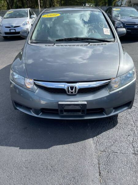 2009 Honda Civic for sale at Right Choice Automotive in Rochester NY