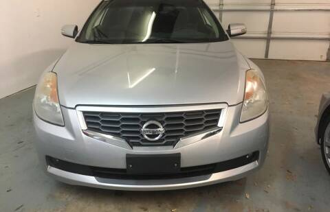2008 Nissan Altima for sale at Affordable Auto Sales in Dallas TX