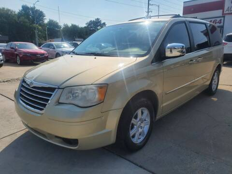 2006 Chrysler Town and Country for sale at Quallys Auto Sales in Olathe KS