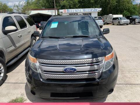 2014 Ford Explorer for sale at BULLSEYE MOTORS INC in New Braunfels TX