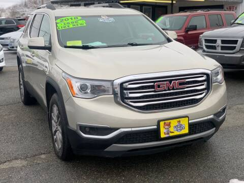 2018 GMC Acadia for sale at Milford Auto Mall in Milford MA
