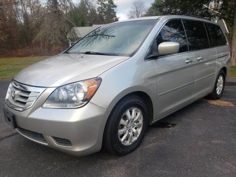2008 Honda Odyssey for sale at A-1 Auto in Pepperell MA