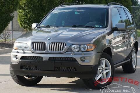 2005 BMW X5 for sale at Prestige Trade Inc in Philadelphia PA