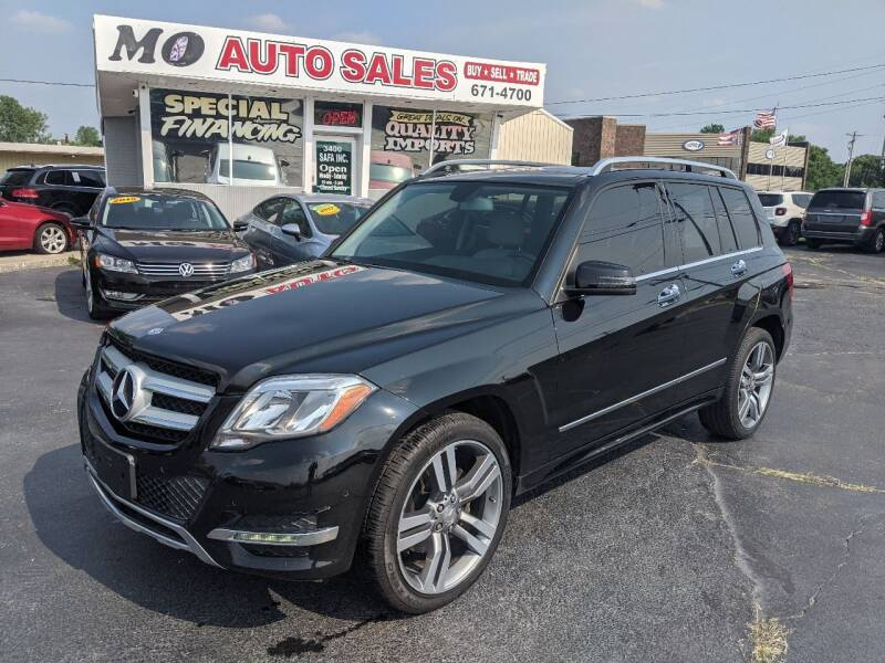 2013 Mercedes-Benz GLK for sale at Mo Auto Sales in Fairfield OH