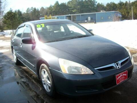 2007 Honda Accord for sale at Lloyds Auto Sales & SVC in Sanford ME