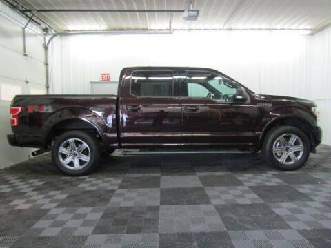 2018 Ford F-150 for sale at Michigan Credit Kings in South Haven MI