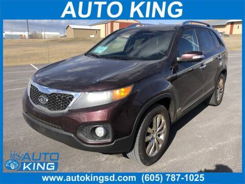 2011 Kia Sorento for sale at Auto King in Rapid City SD
