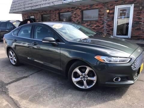 2015 Ford Fusion for sale at Allen Motor Company in Eldon MO