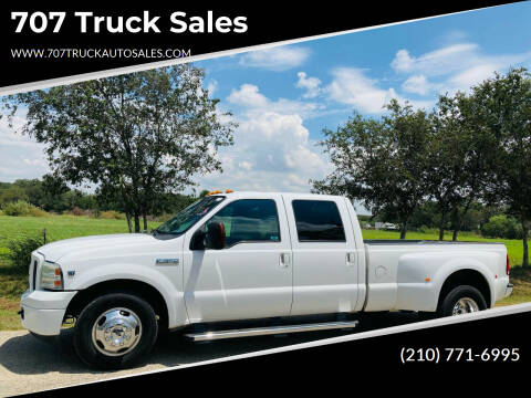 2005 Ford F-350 Super Duty for sale at 707 Truck Sales in San Antonio TX