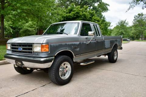 1990 Ford F-250 for sale at A Motors in Tulsa OK