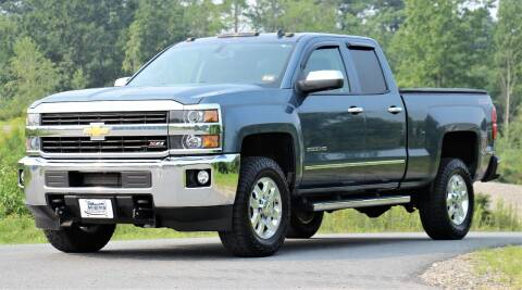2015 Chevrolet Silverado 2500HD for sale at Miers Motorsports in Hampstead NH