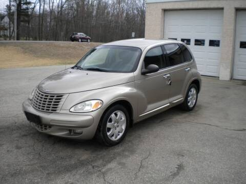 2004 Chrysler PT Cruiser for sale at Route 111 Auto Sales in Hampstead NH
