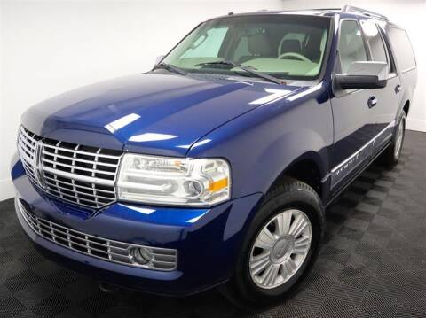 2011 Lincoln Navigator L for sale at CarNova in Stafford VA