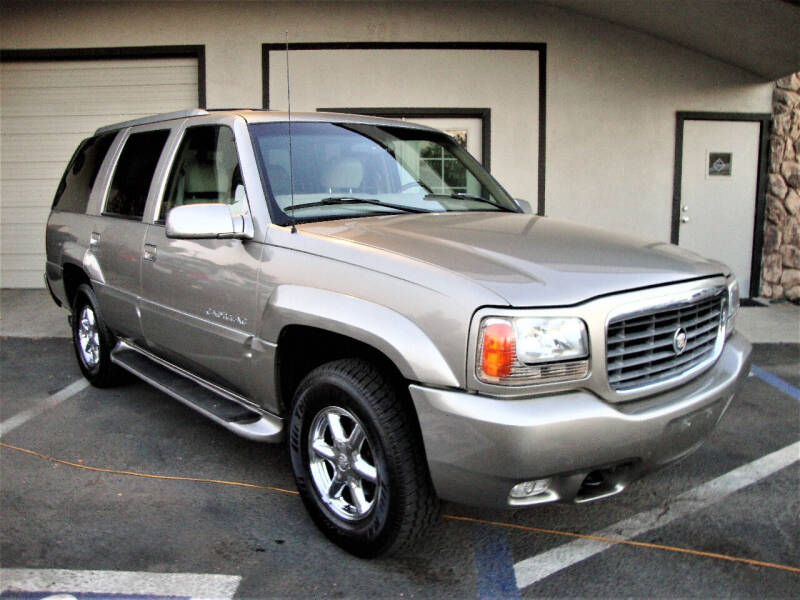 1999 Cadillac Escalade for sale at DriveTime Plaza in Roseville CA
