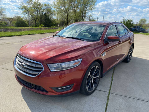 2014 Ford Taurus for sale at Mr. Auto in Hamilton OH