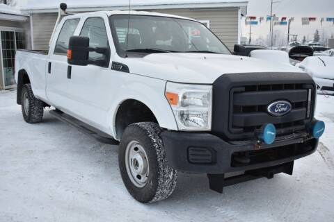 2014 Ford F-350 Super Duty for sale at Alaska Best Choice Auto Sales in Anchorage AK