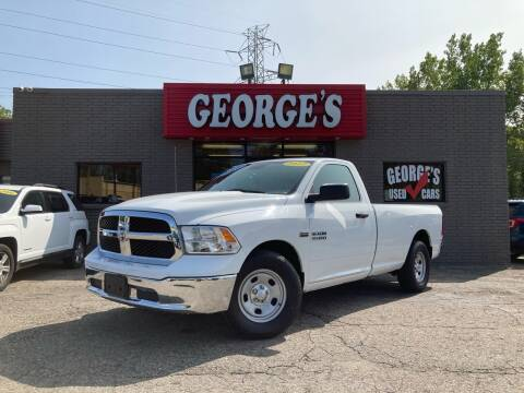 2017 RAM Ram Pickup 1500 for sale at George's Used Cars - Telegraph in Brownstown MI