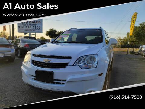 2014 Chevrolet Captiva Sport for sale at A1 Auto Sales in Sacramento CA