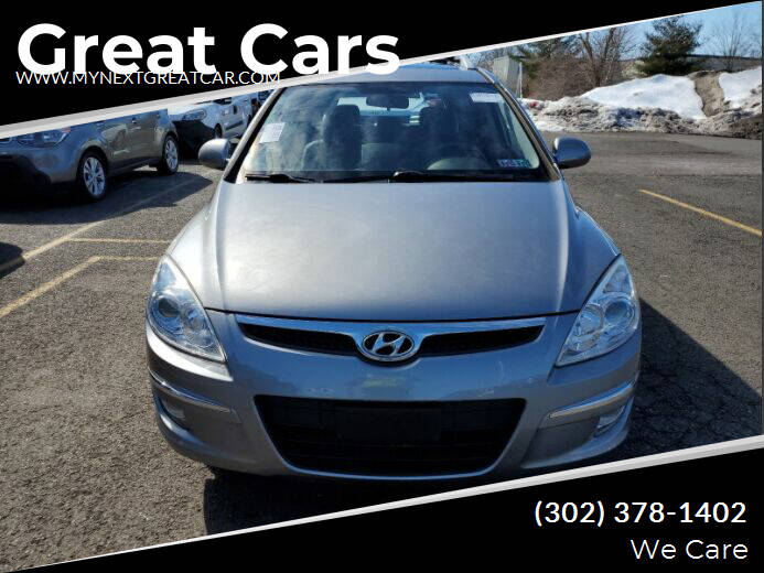 2012 Hyundai Elantra Touring for sale at Great Cars in Middletown DE