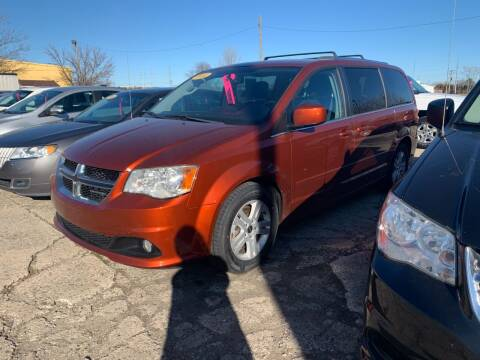 2012 Dodge Grand Caravan for sale at Cars To Go in Lafayette IN