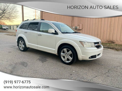 2010 Dodge Journey for sale at Horizon Auto Sales in Raleigh NC