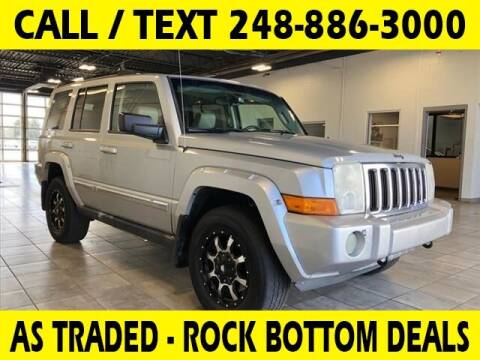 2006 Jeep Commander for sale at Lasco of Waterford in Waterford MI