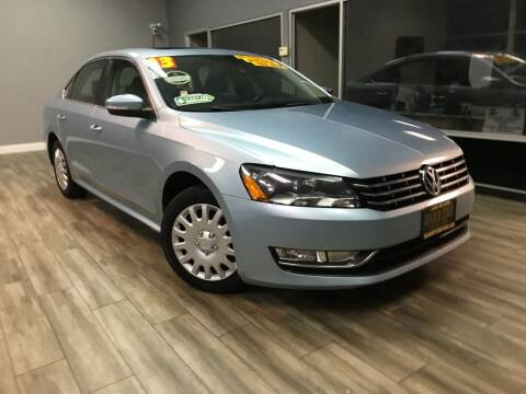 2013 Volkswagen Passat for sale at Golden State Auto Inc. in Rancho Cordova CA