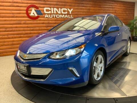 2017 Chevrolet Volt for sale at Dixie Motors in Fairfield OH