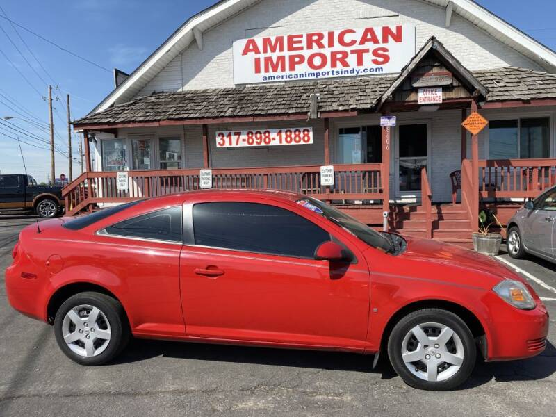 2008 Chevrolet Cobalt for sale at American Imports INC in Indianapolis IN
