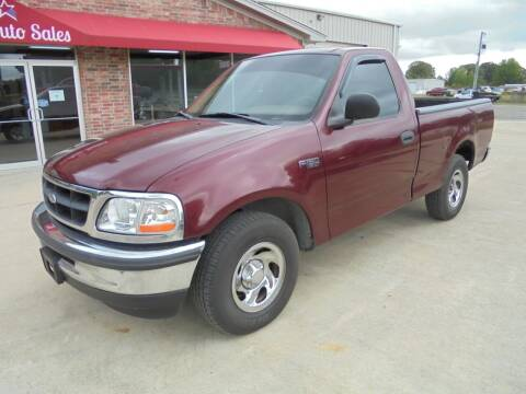1998 Ford F-150 for sale at US PAWN AND LOAN in Austin AR