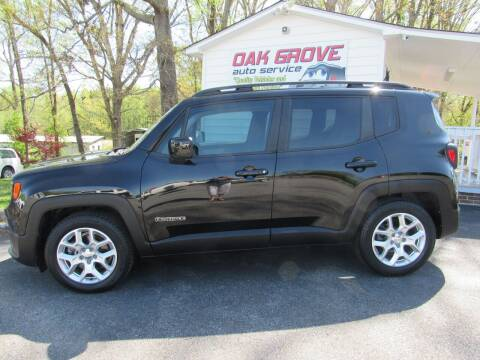 2015 Jeep Renegade for sale at Oak Grove Auto Sales in Kings Mountain NC