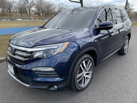 2016 Honda Pilot for sale at Crazy Cars Auto Sale in Jersey City NJ