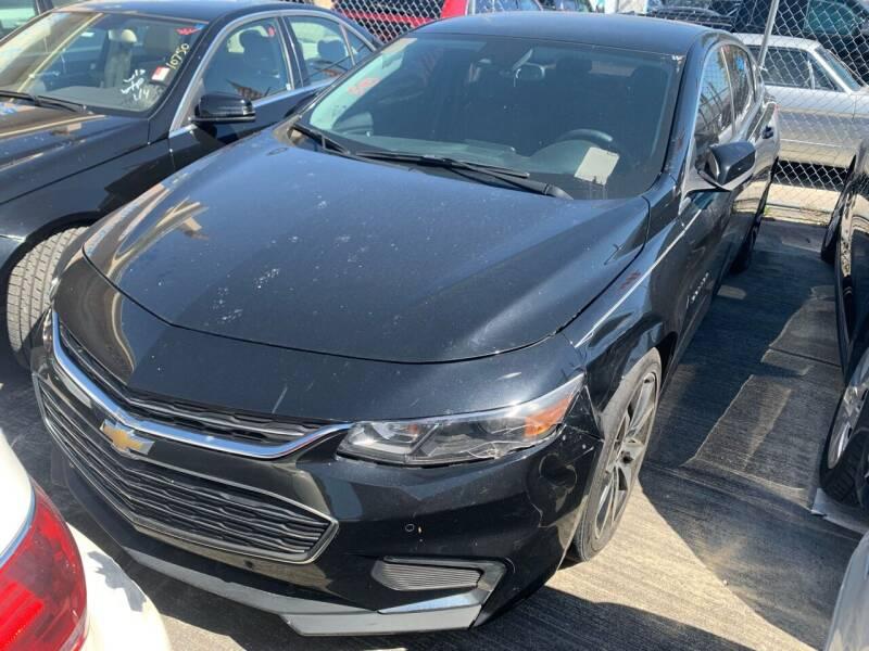 2016 Chevrolet Malibu for sale at Eden Cars Inc in Hollywood FL