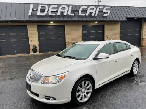 2011 Buick LaCrosse for sale at I-Deal Cars in Harrisburg PA