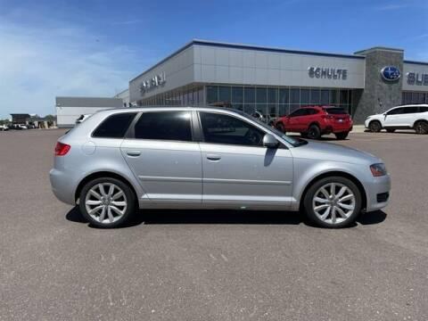 2009 Audi A3 for sale at Schulte Subaru in Sioux Falls SD