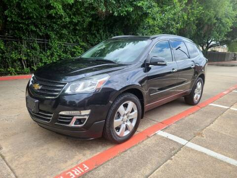 2015 Chevrolet Traverse for sale at DFW Autohaus in Dallas TX