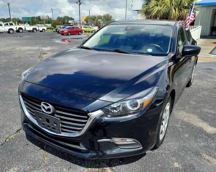 2018 Mazda MAZDA3 for sale at Sun Coast City Auto Sales in Mobile AL