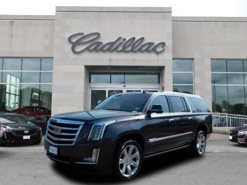 2018 Cadillac Escalade ESV for sale at Radley Cadillac in Fredericksburg VA