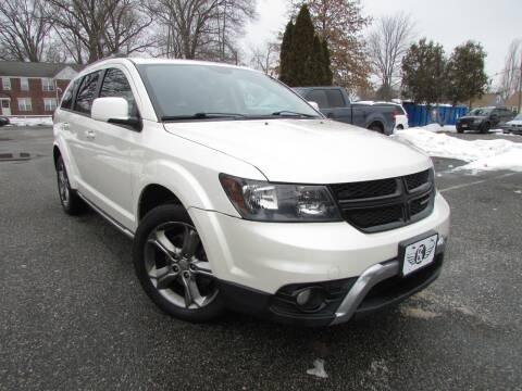 2017 Dodge Journey for sale at K & S Motors Corp in Linden NJ