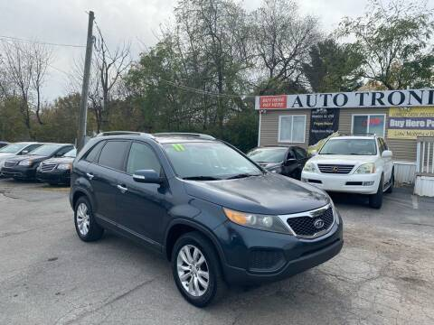 2011 Kia Sorento for sale at Auto Tronix in Lexington KY