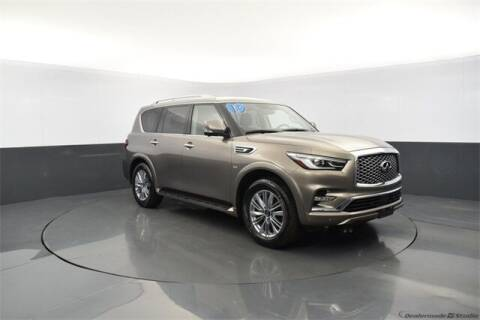 2019 Infiniti QX80 for sale at Tim Short Auto Mall in Corbin KY