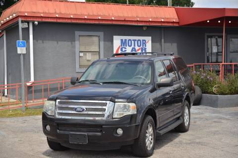 2011 Ford Expedition for sale at Motor Car Concepts II - Kirkman Location in Orlando FL
