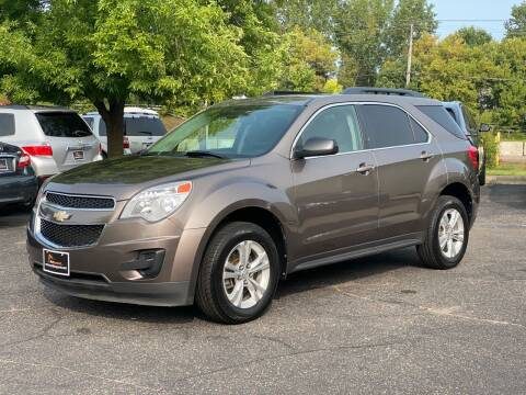 2012 Chevrolet Equinox for sale at North Imports LLC in Burnsville MN