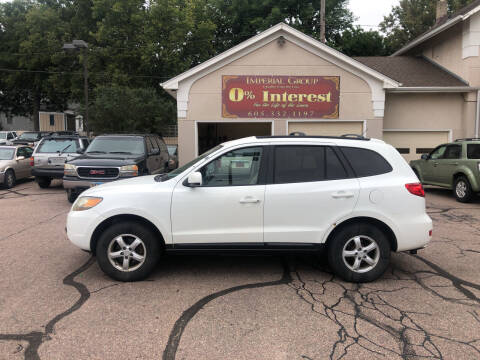 2007 Hyundai Santa Fe for sale at Imperial Group in Sioux Falls SD