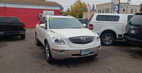 2011 Buick Enclave for sale at WB Auto Sales LLC in Barnum MN