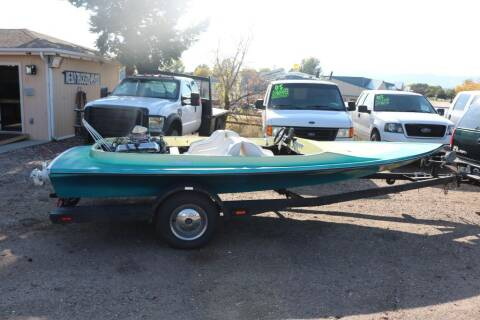1973 HORIZON 18' JET BOAT for sale at Northern Colorado auto sales Inc in Fort Collins CO