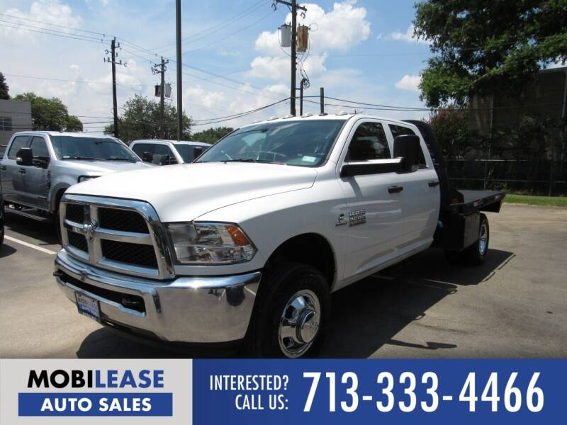 2018 RAM Ram Chassis 3500 for sale in Houston, TX