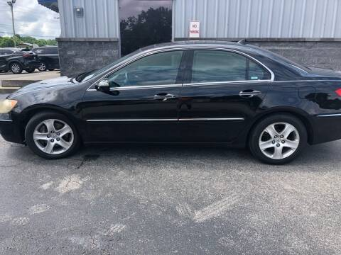 2006 Acura RL for sale at Ron's Auto Sales (DBA Paul's Trading Station) in Mount Juliet TN