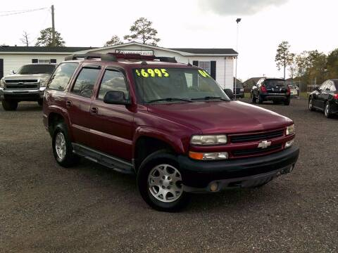 2004 Chevrolet Tahoe for sale at Let's Go Auto Of Columbia in West Columbia SC