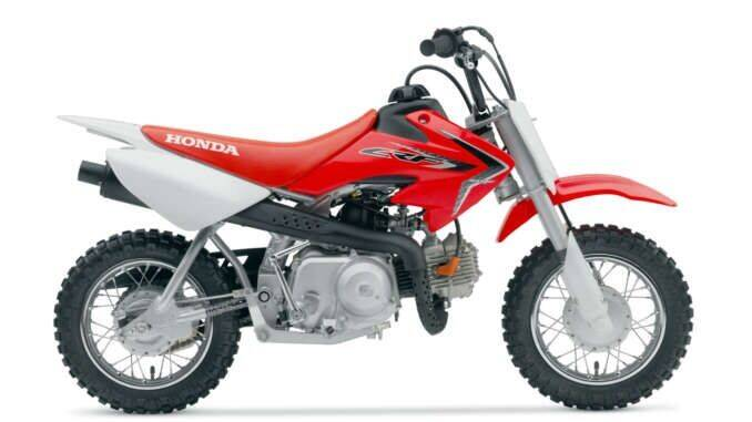 2021 Honda CRF50F for sale at Honda West in Dickinson ND